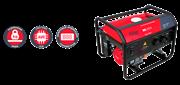 Генератор бензиновый 3кВт Fubag BS 3300