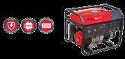Генератор бензиновый 4кВт Fubag BS 4400