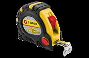 Рулетка Topex 3 м магнитная