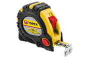 Рулетка Topex 5 м магнитная