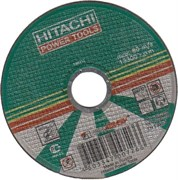Диск абразивный Hitachi 125*2,5*22.2 металл.