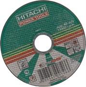 Диск абразивный Hitachi 180*1,6*22.2 металл.