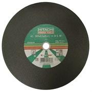 Диск абразивный Hitachi 355*3,5*25,4 металл