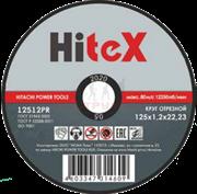 Диск абразивный Hitex 125*1,2*22,2 металл.