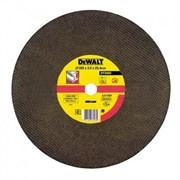 Диск абразивный DeWalt 355*3,0*25,4 металл DT 3450-QZ