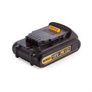 Аккумуляторная батарея DEWALT DCB 181 18 В 1,5Ач